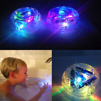 LED Light Colorful Ball Party In The Tub Bath Baby Shower Waterproof Fun Toys