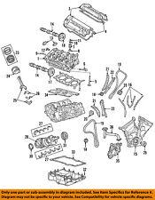FORD OEM-Engine Cylinder Head Gasket 6F9Z6051A