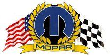 MOPAR Flags Sticker