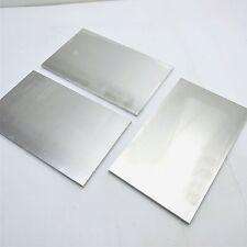 "New listing .375"" thick 6061 Aluminum Plate 7.375"" x 12.375"" Long Qty 3 sku 137074"