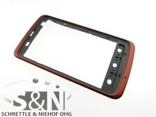 Samsung X-Cover GT-S5690 Frontcover Gehäuse Cover Rahmen rot