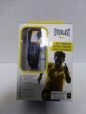 Everlast TR 1 Wireless Activity Tracker VG