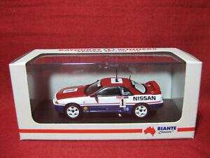 1:43 BATHURST WINNER 1991 Skyline GTR Mark Skaife Jim Richards Tooheys 1000 R32