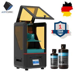 """ANYCUBIC SLA PHOTON Imprimante 3D UV Résine Desktop Printer 2.8""""TFT Light-cure"""