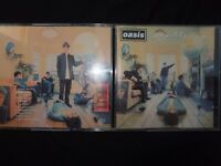 2 CD OASIS / DEFINITELY MAYBE / RARE /