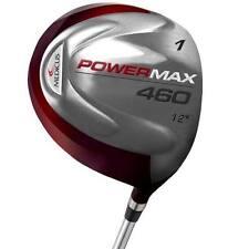 Medicus Maximus Powermax Hittable Golf Driver - 460Cc-12 Degree - Rh - New