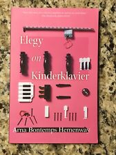 Elegy on Kinderklavier by Arna Bontemps Hemenway (English) Paperback Book