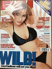 FHM Magazine #108 - January 1999 - Lisa Faulkner