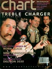 chart Canada's Music Magazine (Treble Charger) - Oct 2001 #130  RARE Issue (NM)