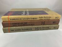 The Family, Religion, and Culture: Families New Testament, Ancient Israel Bundle