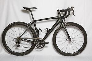 Cannondale Synapse Hi-Mod Black Inc Carbon Road Bike Size 51 Dura Ace 11speed