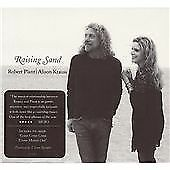 Robert Plant/Alison Krauss - Raising Sand (CD Album 2007) FREEPOST UK