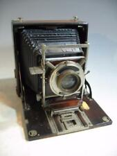 Vintage Wood Wooden Premo Supreme 5 X 7 Camera With Metal Triple Extension