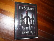 Stickmen Edward Lee Cemetery Dance Signed
