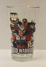 Road Warriors WWE Legends 16 oz. Pint Glass 'TOON TUMBLER NEW!!