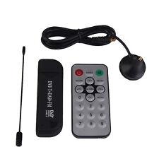 DVB-T Mini USB Digital TV HDTV Stick Receiver Recorder Remote Control DVBT NEW