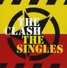 THE CLASH-THE SINGLES-JAPAN CD F30