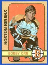 1972-73 Topps #100 Bobby Orr Boston Bruins**NRMT**FREE COMBINED SHIPPING**