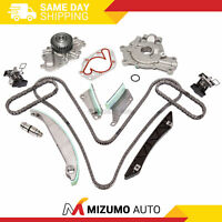 Timing Chain Kit Water Pump Oil Pump Fit 2008 Dodge Charger Chrysler 300 2.7