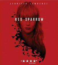 Red Sparrow (Blu-Ray , DVD 2018)