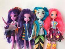 My Little Pony Equestrian Girls Dolls Lot Twilight Sparkle Pink Rainbow Hasbro