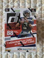 2020 NFL Donruss Football Trading Card Blaster Box - In Hand