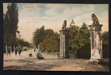 postcard Netherlands Holland Lange Dijk Eindhoven Kempen Lierde 1912