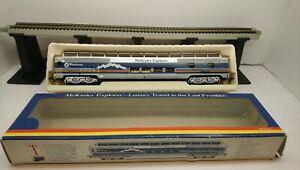 Bachmann HO Train NEW McKinley Explorer Kashwitna #553 Full Dome Passenger Car