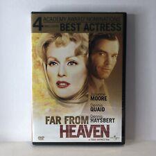 Far From Heaven (DVD) New, Still Sealed