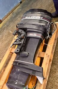Mercury Classic Fifty Outboard Engine