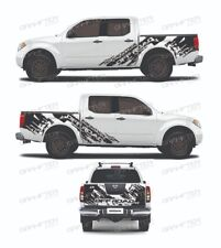 Decal Graphic Side Stripe Kit for Nissan Frontier (Model 3)