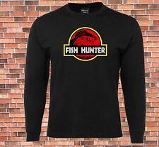 JB's Long Sleeve T-shirt Fish Hunter Cool New Design for fishermen