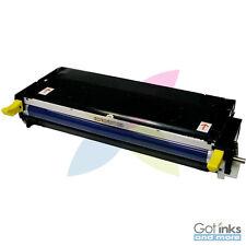 Yellow Toner Cartridge for Xerox 113R00725 Phaser 6180 High-Yield 6K