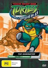 Teenage Mutant Ninja Turtles - Fast Forward : Vol 4 (DVD, 2007) - Region 4