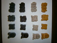 DARK TOWER GAME PARTS BUILDINGS ALL COLORS 1.75 EACH