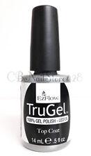 EZFlow TruGel Nail Polish - Top Coat 0.5oz - 42259