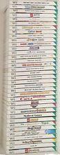 Niños Nintendo Wii Juegos-Elija un juego o paquete hasta ** GRATIS UK FRANQUEO **