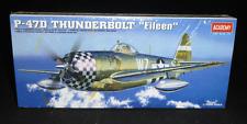 Academy Hobby Model Kits P-47D Thunderbold Eileen WWII Warbird 1:72 Scale 2105