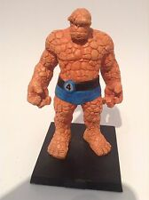 Eaglemoss - Marvel lead figurine: The Thing - approx 10cm (figure only)