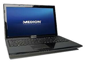 Medion Akoya Laptop Windows 7