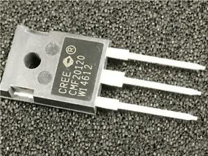 1 x Cree CMF20120D SiC MOSFET ZFET 42A 1200V High Speed PWM Inverter PFC TO-247