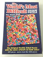 The Worlds Most Difficult Jigsaw Puzzle The Sweet Shop 529 Pieces