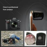 4K Universal Phone Lenses Mini Detachable Magnetic Periscope Lens Camera Tool-