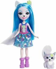Enchantimals Winsley Wolf Doll & Trooper Figure