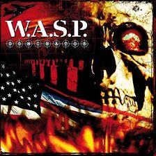WASP - DOMINATOR (BLACK VINYL)  VINYL LP NEW+