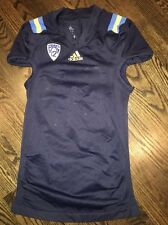 Game Worn Ucla Bruins Football Jersey Used adidas #Blank Size L