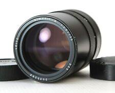 【EXC+++++】 Leica Elmarit-R 135mm f/2.8 3 Cam E55 R Mount MF Telephoto Lens JAPAN