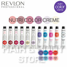 FARBE augenblick NUTRI Farbe REVLON PROFESSIONAL nutricolor hydrate haare 100m