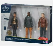 Doctor Who Friends of the Thirteenth Doctor Collector Action Figure Set
