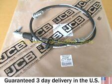 JCB BACKHOE - GENUINE JCB CABLE LOCK ASSEMBLY BOOM (PART NO. 910/48400)